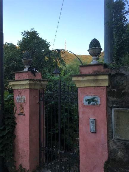 Sentiero da San Rocco a Camogli