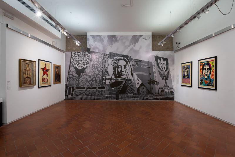 Novembre a Roma la mostra di Shepard Fairey