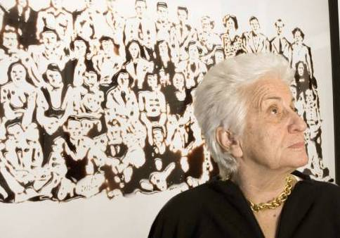 Novembre a Roma la mostra La Signora dell'Arte