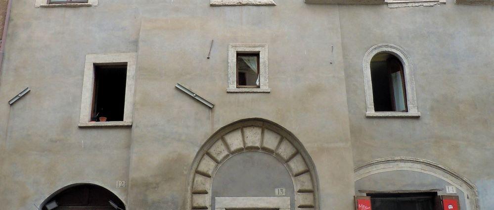 Ghetto di Roma, Casa dei Fabi