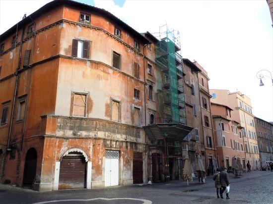 Ghetto di Roma, la casa dei Manili