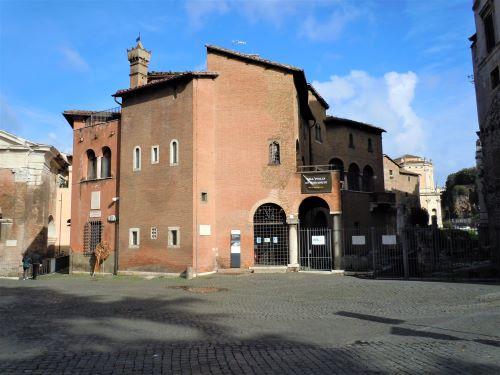Ghetto di Roma, la Casina dei Vallati
