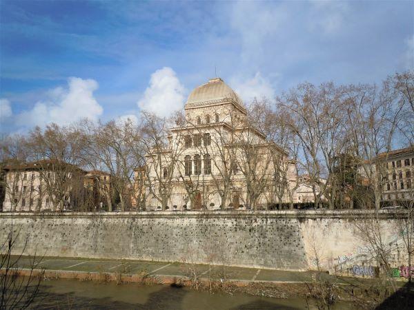 Ghetto di Roma, la Sinagoga