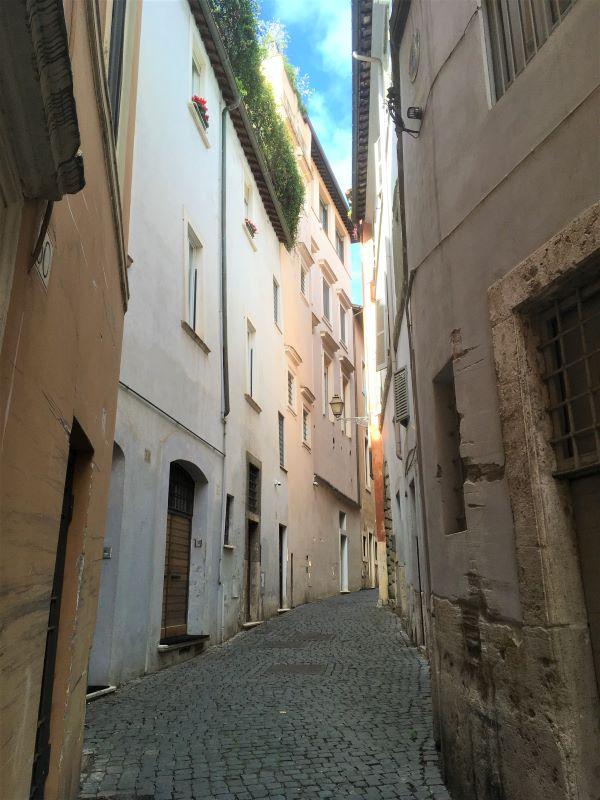 Il ghetto di Roma via Sant'Angelo in Pescheria