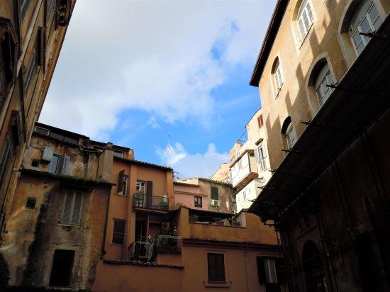 Ghetto di Roma, vicolo di Sant'Ambrogio