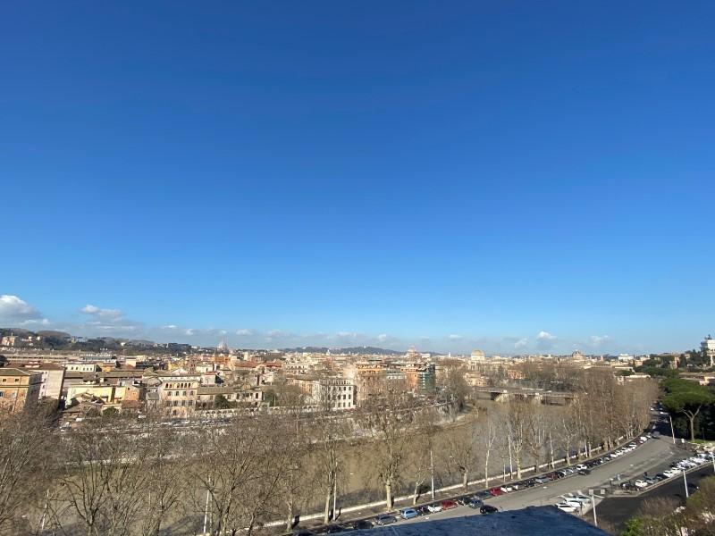 5 luoghi romantici a Roma, panorama dal giardino degli Aranci