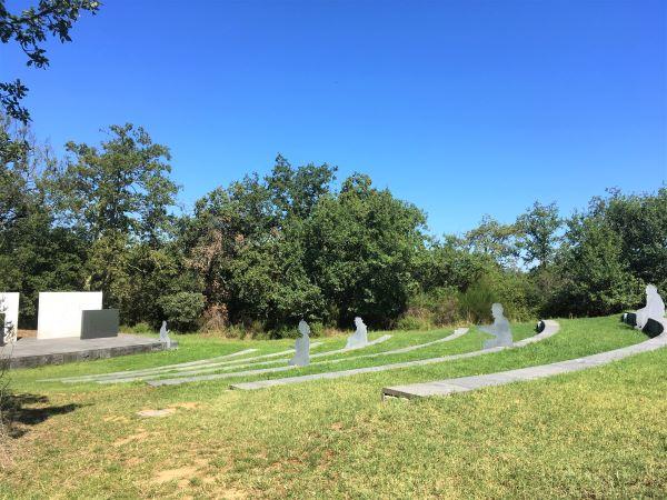 Parco Sculture del Chianti L'Anfiteatro