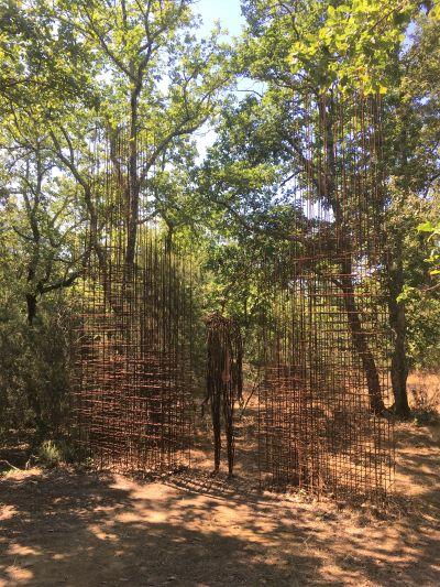 Parco Sculture del Chianti Faith & Illusion