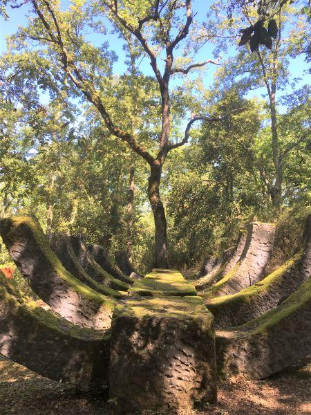 Parco Sculture del Chianti The Keel