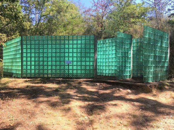 Parco Sculture del Chianti Il Labirinto