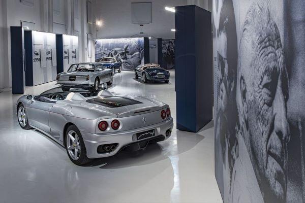 eventi online a Marzo, la mostra Ferrari dedicata a Gianni Agnelli