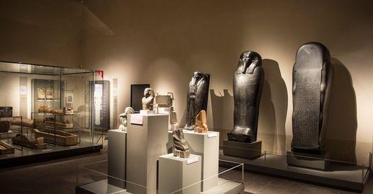 eventi online a Marzo, il virtual tour del Museo Egizio di Torino.