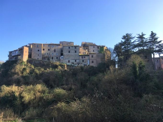 Valle del Treja, Mazzano Romano