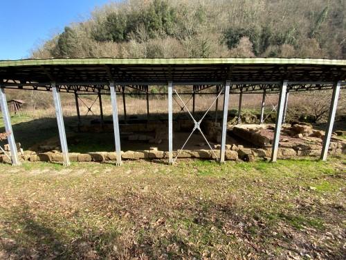 Valle del Treja, area archeologica