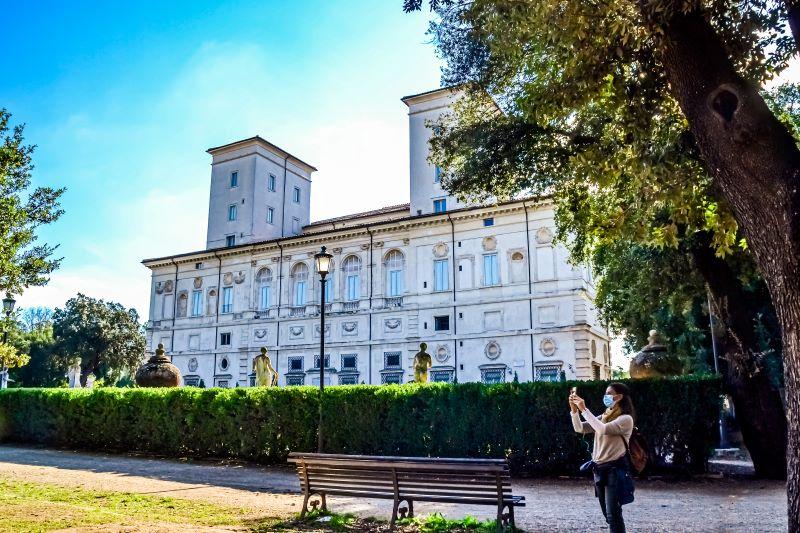 5 musei di Roma Galleria Borghese