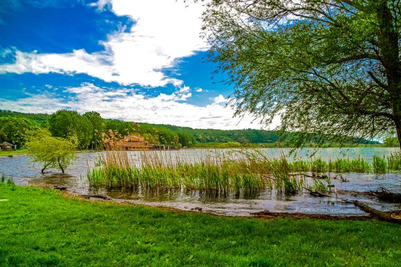 Lago di Vico la Bella Venere