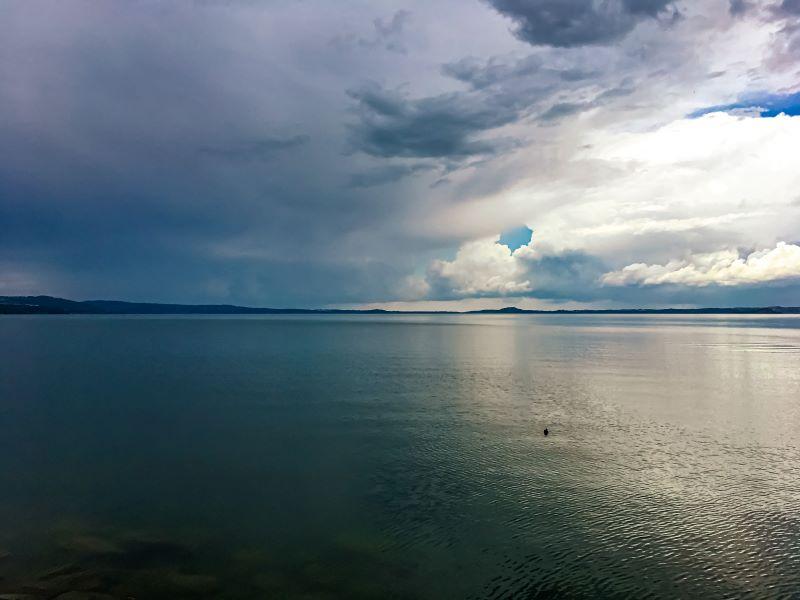 Bolsena il lago