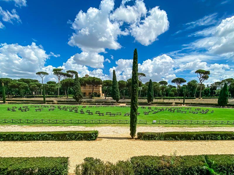 Back to Nature 2021 Terzo Paradiso di Pistoletto a piazza di Siena