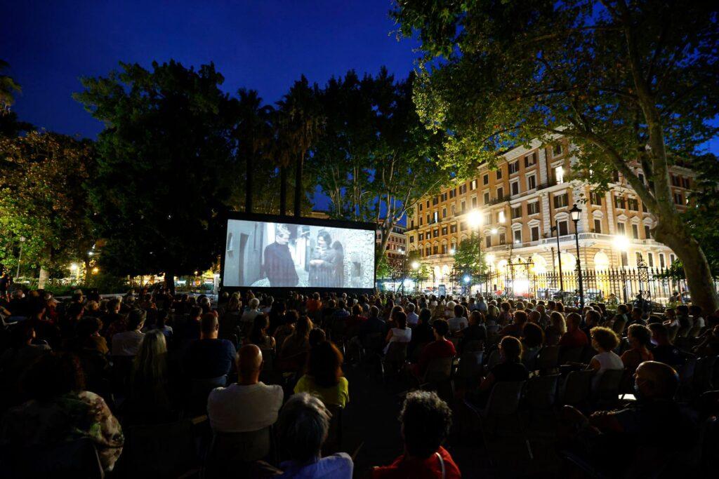 Agosto a Roma Notti di Cinema a Piazza Vittorio